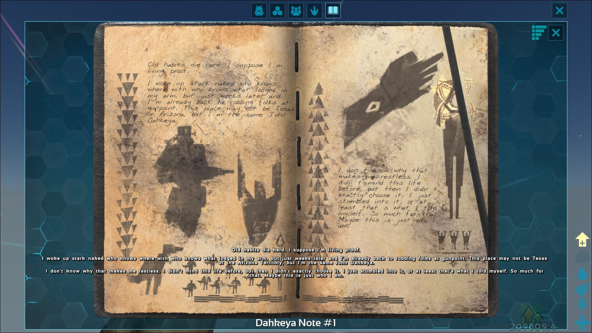 Dahkeya Explorer Note