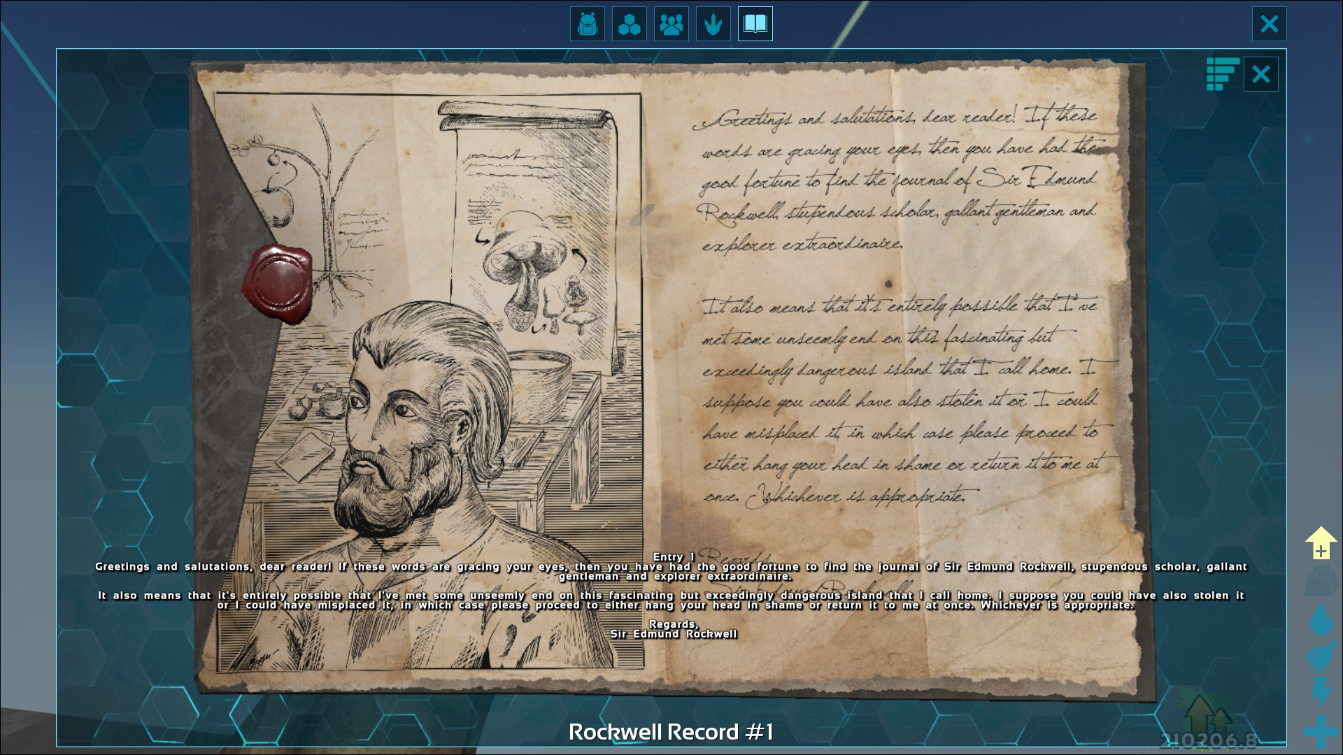 Rockwell Explorer Note